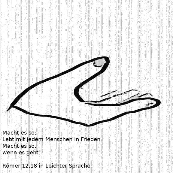 Der Römerbrief in Leichter Sprache